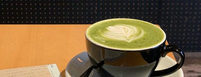 FRANKIE Melbourne Espresso is one of Katsu'nun Beğendiği Mekanlar.