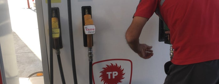 Ataseven Petrol is one of Lieux sauvegardés par Yasemin Arzu.