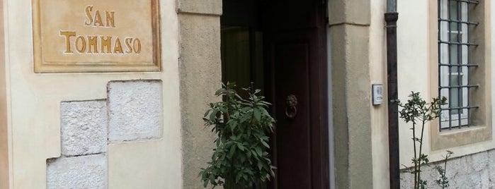 Casa San Tommaso is one of Lugares favoritos de Davide.