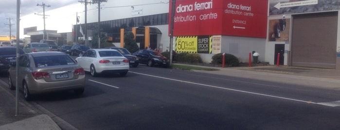 Diana Ferrari Factory Outlet is one of Jonathon Tan.