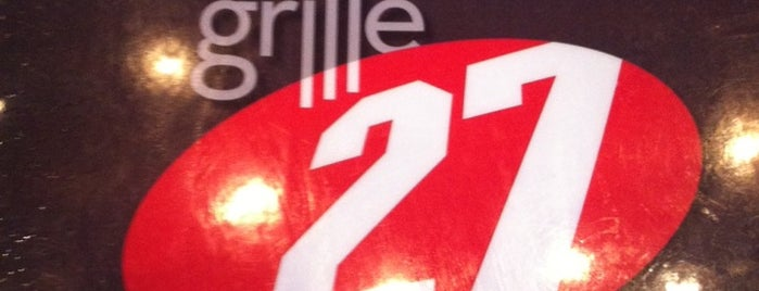 Eddie George's Grille 27 is one of Columbus!.