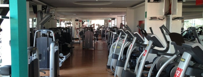 Sport Line Fitness Gym is one of Gyms.