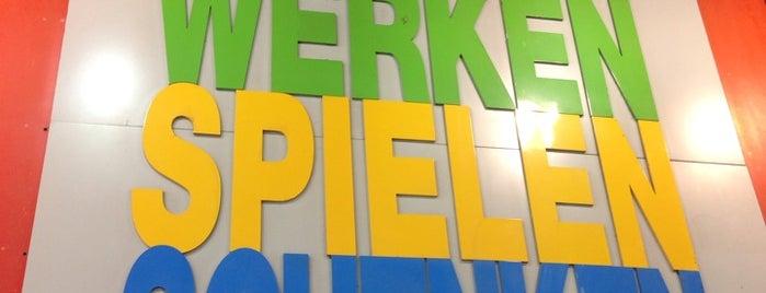 Werken Spielen Schenken is one of Berlin Best: Shops & services.