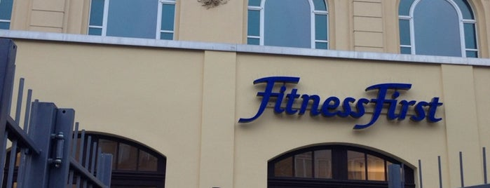 Fitness First is one of Richardさんのお気に入りスポット.