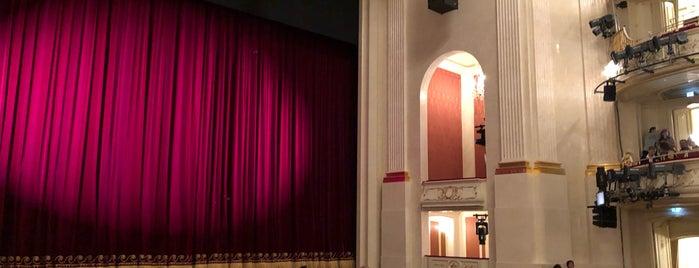 Staatsoper Unter den Linden is one of Orte, die Nicole gefallen.