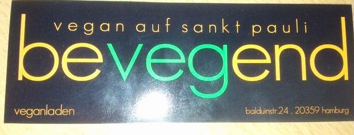 Bevegend is one of Hamburg.