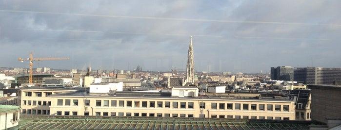 Bibliothèque royale de Belgique / Koninklijke Bibliotheek van België is one of Br(ik List.