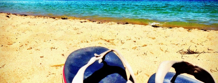 Playa de El Puntal is one of Lieux qui ont plu à Alvaro.