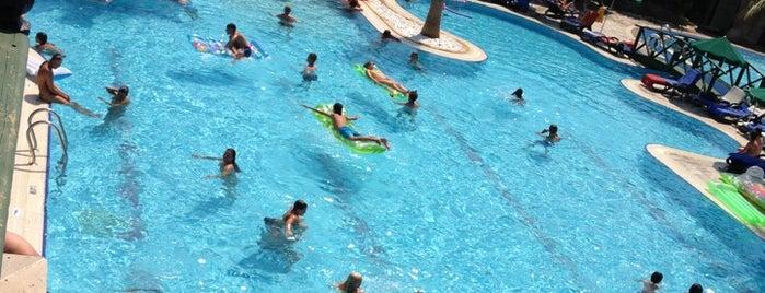 Alva Donna Swimming Pool is one of Катя'ın Beğendiği Mekanlar.