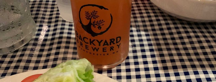 Backyard Brewery is one of CBS Sunday Morning 4.