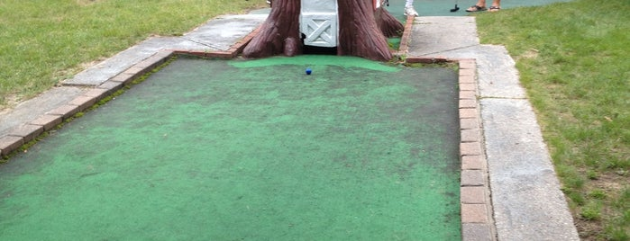 Slo Jack's Mini Golf is one of To do list.
