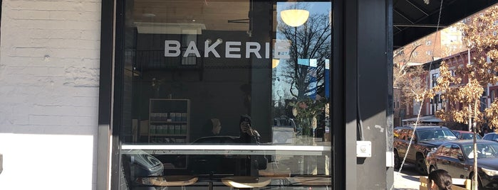 Bakerie is one of Brooklyn To Do List.