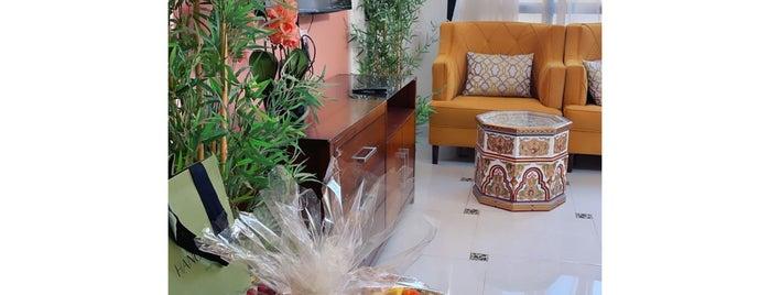 Rihannah Resort is one of Locais salvos de Lamya.