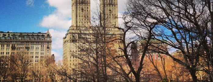 Central Park is one of Marvel Comics NYC Landmarks.