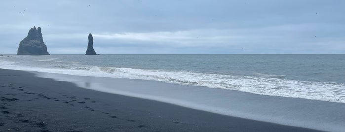 Solheimasandur Black Sand Beach is one of Part 1 - Attractions in Great Britain.
