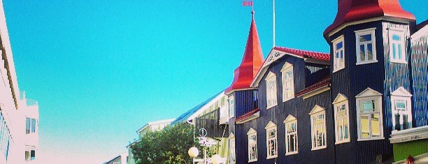 Akureyri is one of Scandinavia & the Nordics.