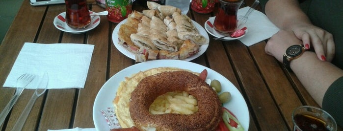 Simit Sarayı is one of Serkan : понравившиеся места.