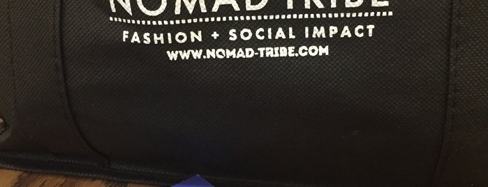 Nomad Tribe Store is one of Miami.
