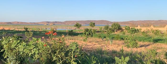 Maison d'Hote Ecolodge l'île de Ouarzazate is one of Marruecos.