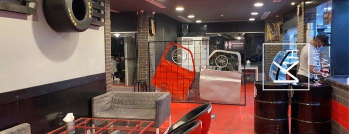 The Garage Burger & Coffee is one of Foodie 🦅 님이 좋아한 장소.