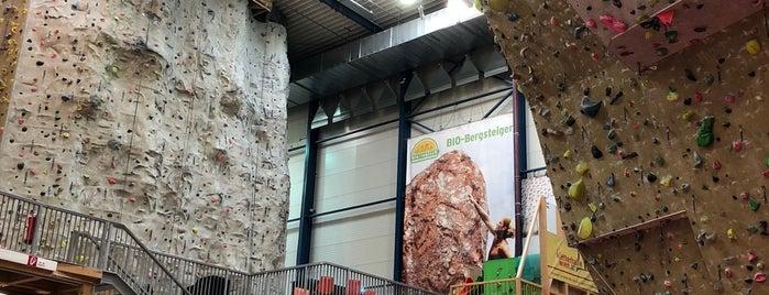 Kletterhalle Wien is one of herrICH : понравившиеся места.