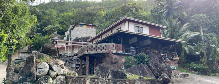 Maria's Rock Cafeteria is one of Seychelles.