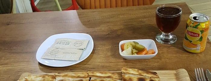Cafe Tadı Bafra Pidecisi is one of bedis.