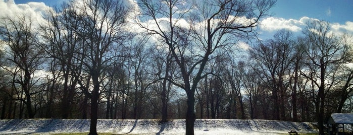 Moundbuilders Park is one of Native American Cultures, Lands, & History.
