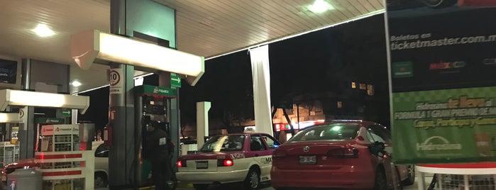 Gasolinería is one of ILVEM.