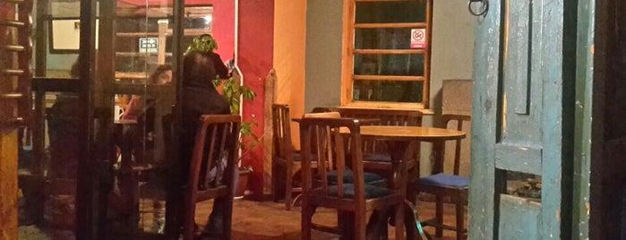 El Cafecito is one of Locais curtidos por Evandro.