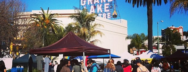 Grand Lake Farmers Market is one of East Bay faves.
