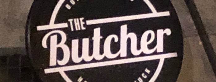 The Butcher is one of Zürich.