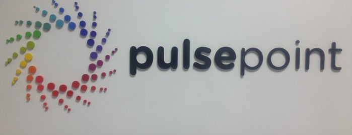 PulsePoint is one of Silicon Alley, NYC (List #3).