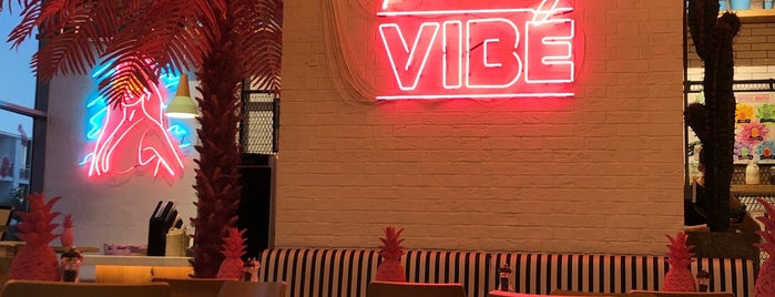 VIBE is one of Dubai's must places.