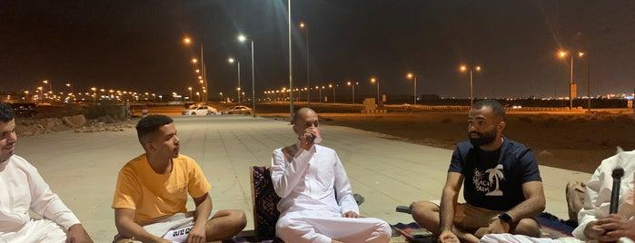 ممشى ومتنزه عكاظ is one of Riyadh Walk.