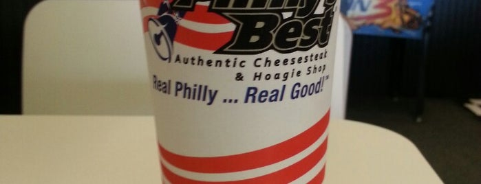 Philly's Best is one of huntington beach.