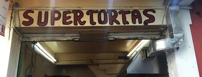 Super Tortas is one of Carlos'un Beğendiği Mekanlar.