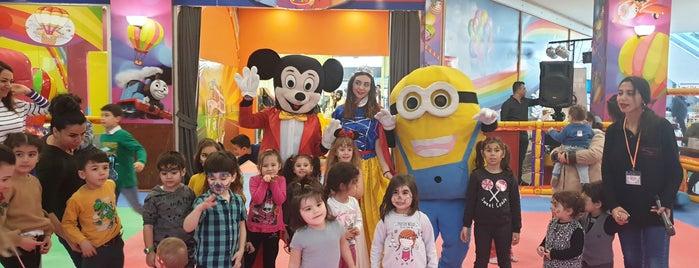 Zeplinpark Çocuk Oyun Parkı Ve Aktivite Merkezi is one of Volkan'ın Beğendiği Mekanlar.