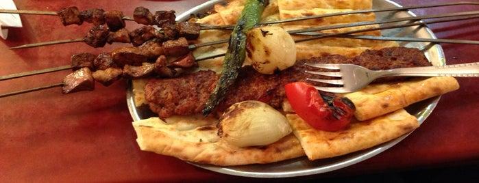 Kebapçı Şeyhmus is one of Lieux qui ont plu à Yasin.