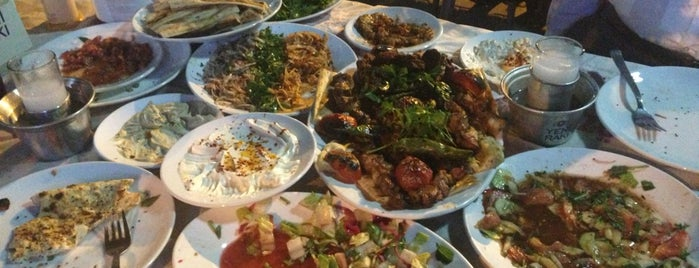 Özel Ocakbaşı Restaurant is one of et ~ mangal ~ ocakbaşı vs.