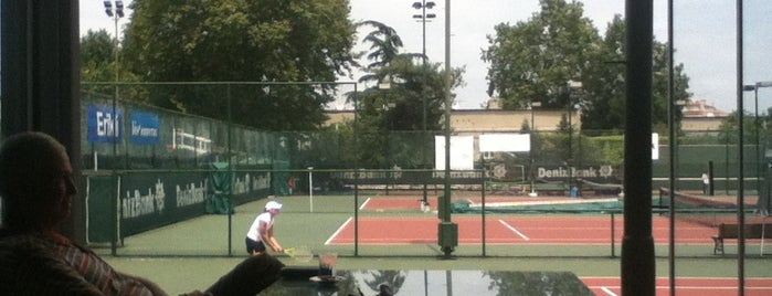 Levent Tenis Kulübü is one of Levent.