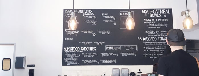 Restore Cold Pressed is one of Juice Places So Rad You'll Forget They're Healthy.