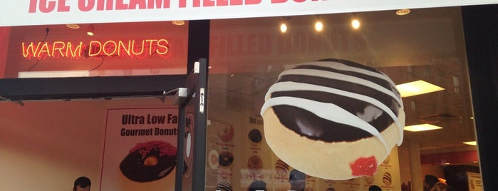 Holey Donuts! is one of The New Yorkers: The Sweet Life.