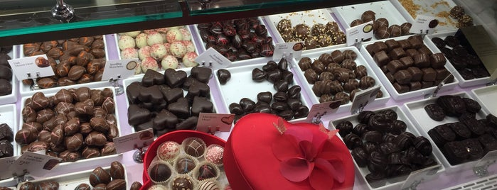 The 15 Best Places For Chocolate In Financial District New York