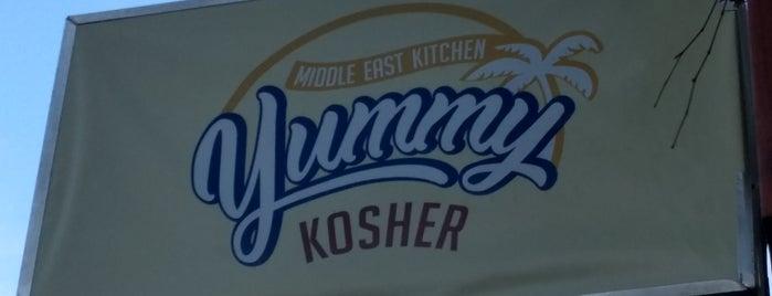 Yummy Kosher is one of Zero.