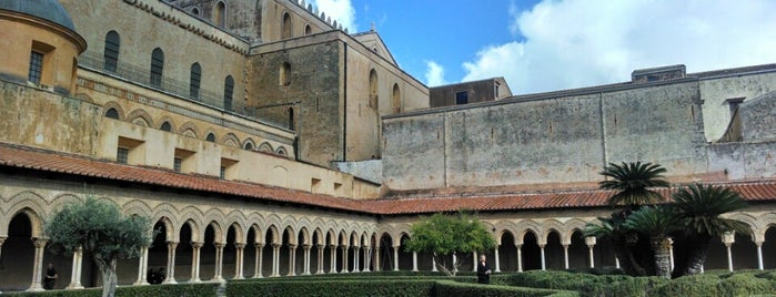 Chiostro di Monreale is one of SICILIA - ITALY.