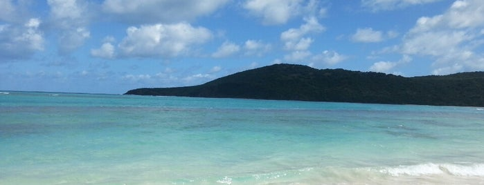 Flamenco Beach is one of Puerto Rico.