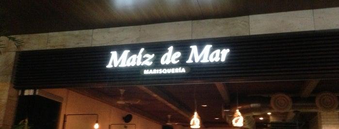 Maiz De Mar is one of MÉXICO ES GOURMET.