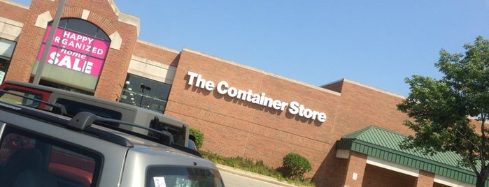 The Container Store is one of Locais curtidos por Marco.
