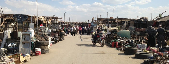 Egypt Flea Markets